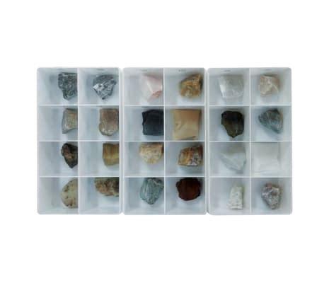 ตัวอย่างหิน-แร่ 24 ชนิด (ก้อนใหญ่) - อุปกรณ์วิทยาศาสตร์ ...