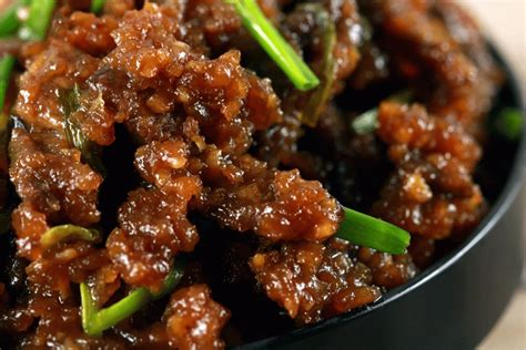 simple beef recipes easy crispy mongolian beef scrambled chefs