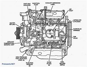 2004 6 0 Diesel Engine Diagram