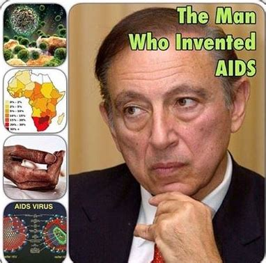 dr robert gallo i created aids to deliberately