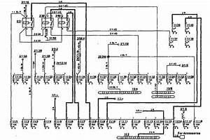 Volvo 850  1993  - Fuse Box Diagram
