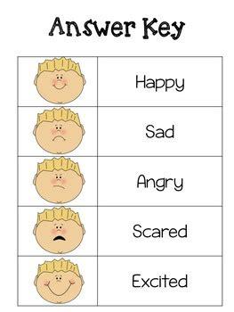 feelingsemotions bingo  feelings laboratory tpt