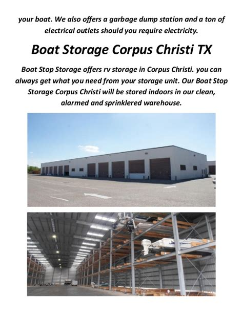 Boat N Net Drive In Corpus Christi by Reserve Boat Stop Storage In Corpus Christi Tx