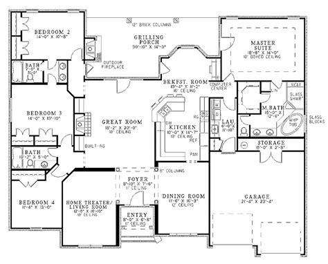 split foyer floor plans split entry home floor plans home plans luxamcc