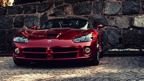 Dodge Sports Cars Wallpaper 10 Car Hd Wallpaper