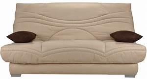 Clic Clac Solde : clic clac beige matelas sofaconfort 17 cm sadia ~ Teatrodelosmanantiales.com Idées de Décoration