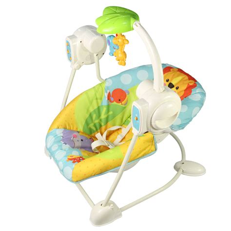 Free Shipping Musical Baby Swing Rocker Baby Chair Bouncer