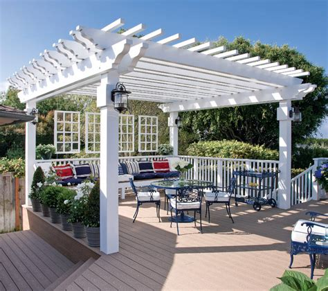 deck shade ideas images