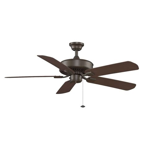 ceiling fans without lights fanimation fans edgewood oil rubbed bronze ceiling fan