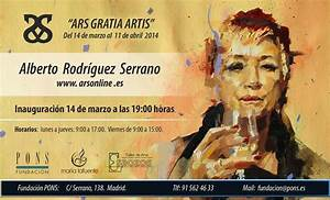 Ars Gratia Artis : alberto rodr guez serrano artista arteinformado ~ A.2002-acura-tl-radio.info Haus und Dekorationen