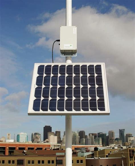 meraki releases worlds  solar powered wifi device