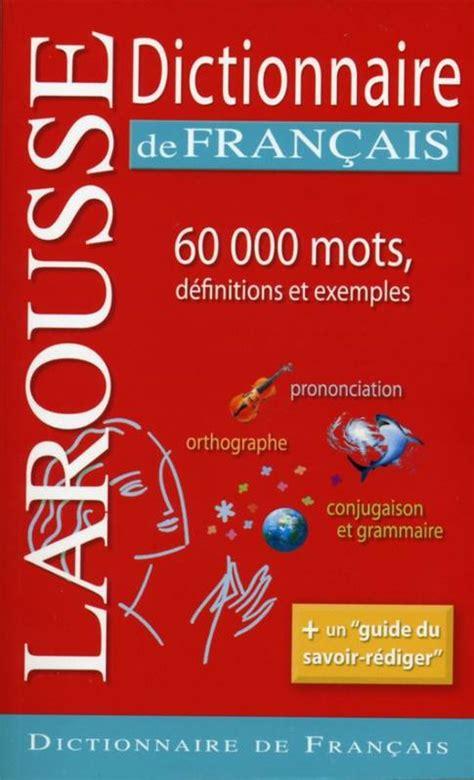 livre larousse dictionnaire de francais 1er prix collectif larousse exp vdirecte