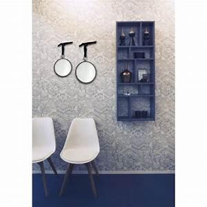 Miroir Rond à Suspendre : miroir rond noir suspendre ~ Teatrodelosmanantiales.com Idées de Décoration