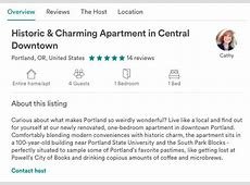 Five Steps To Improve Your Airbnb Listing Description
