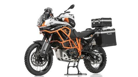 New Touring Version Of The 2014 Ktm 1190 Adventure In The