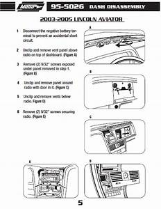 Lincoln Aviator Stereo Wiring Diagram