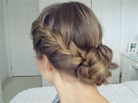 Braid Hairstyle For Celebration New Year Tutorial Stock Image Long Bob Haircuts For Fine Hair 2017 Hairstyles Celebrity Haircut Places In Fremont Ca Kjv Color Remover Shampoo Advanced Videos Back Of A-line Pictures Medium Guide