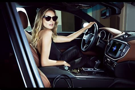 2017 maserati ghibli vs quattroporte heidi klum makes maserati cool again in sports illustrated