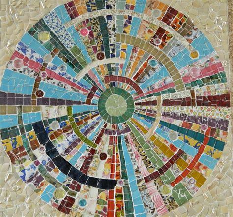 ceramic mosaic piecebypeacemosaics mosaic art by cathy sudzius