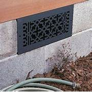 Exterior Wall Exhaust Vent Cover by HOUSE AC Heating Grills On Pinterest Solid Brass Reggio And Vent Covers