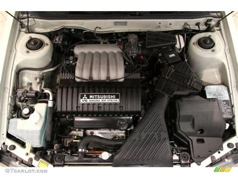 2001 Mitsubishi Diamante Ls Engine Photos Gtcarlotcom