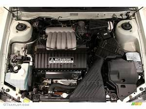 2001 Mitsubishi Diamante Ls Engine Photos