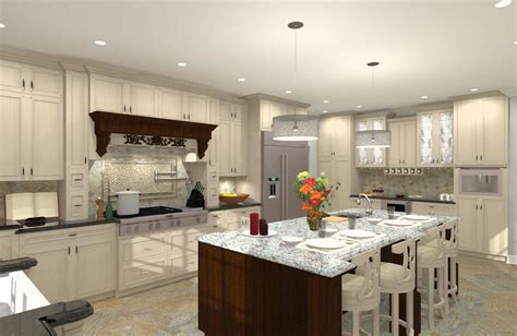 Gourmet Kitchen by Gourmet Kitchen Addition Design In Monmouth County Nj