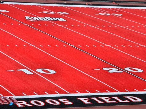 turf roos field ewu college