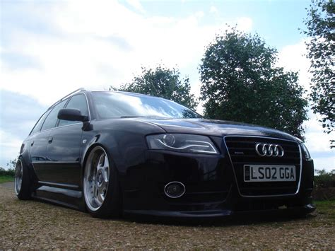 Audi A6 Custom Wheels Keskin Kt5 18x95, Et +20, Tire Size