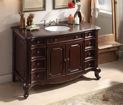 benton collection  solid wood clinton bathroom sink