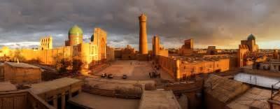 Bukhara - Town in Uzbekistan - Thousand Wonders
