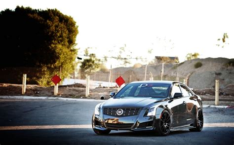exclusive      cadillac ats gm authority