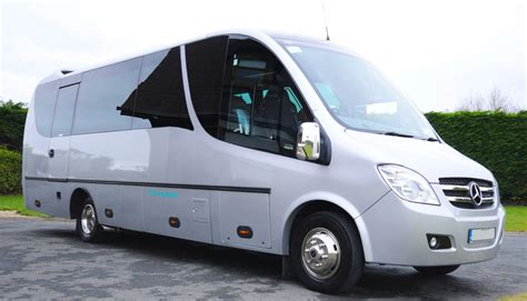 Those who want to level up its comfort features can purchase its luxury coach variant. Mercedes Benz Riada - DC Chauffeur Drive