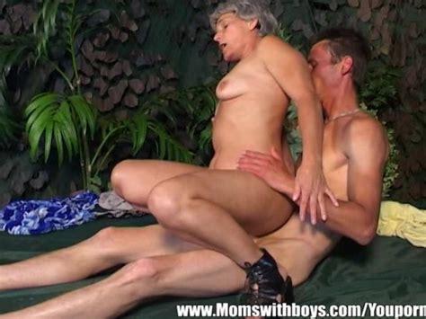 Slim Horny Grey Haired Slut Gets Fucked Free Porn Videos