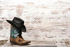 Cowgirl Boots Photograph by Olivier Le Queinec