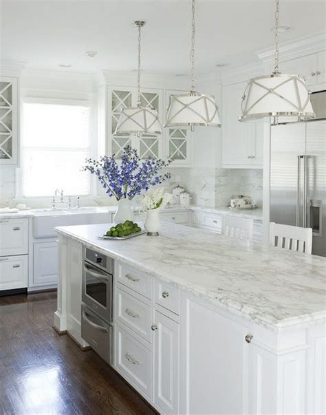 luxe lifestyle kitchen inspiration craving gray white