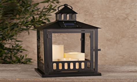 solar post lanterns outdoor large outdoor solar lanterns