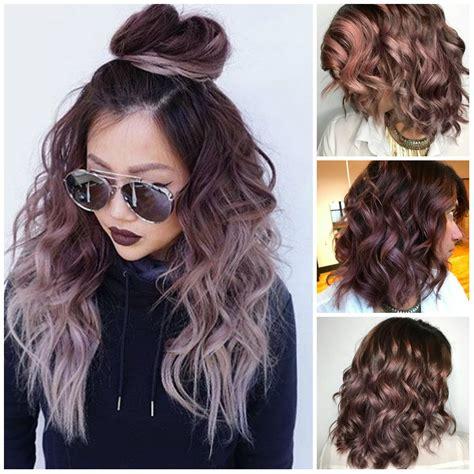 la meillure couleur de cheveux tendances 2017 votre
