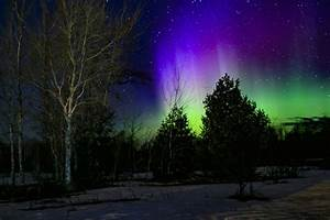The Northern Lights Just Appeared in Michigan - Condé Nast ...