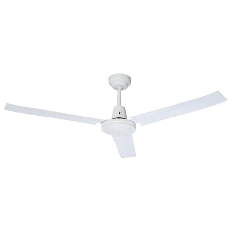 Arlec 140cm White 3 Blade High Velocity Ceiling Fan