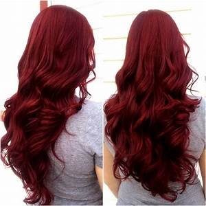 10 Shades Of Red More Choices To Dye Your Hair Red