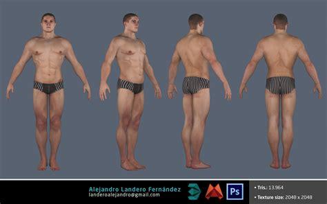 Alejandro Landero - CHARACTER - HUMAN