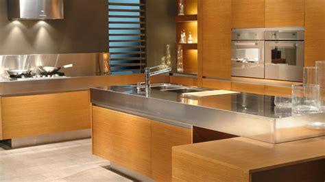 cocinas  hermosa cubierta de acero inoxidablebalt