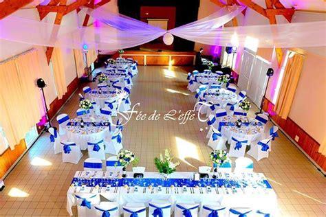 deco mariage bleu et blanc d 233 coration mariage bleu roi d 233 co mariage mariage