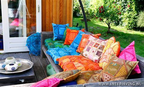 India Kussens by Boho Garden Maak Je Tuinset Compleet Met Indiase Kussens