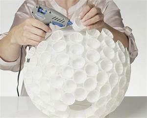 Lampen Selber Machen Papier Kreative Lampen Selber Machen Sch Pfen