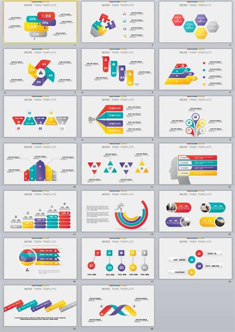 infographic powerpoint templates