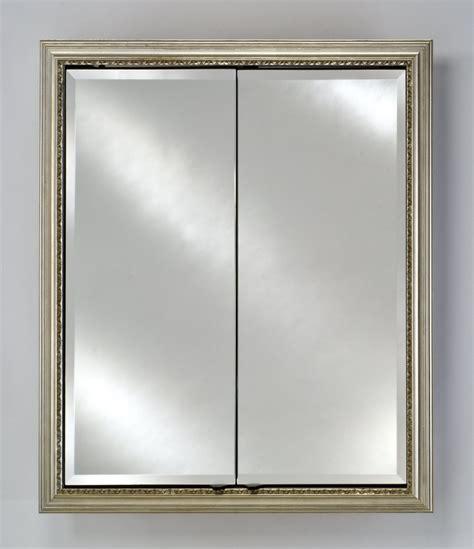 Decorative Medicine Cabinets Framed - signature collection custom framed door medicine