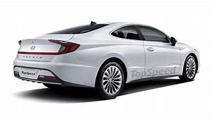 Would The Striking New 2020 Hyundai Sonata Look Better As A Two