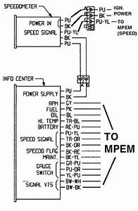 Wiring Diagram 1994 Sea Doo Vts Module